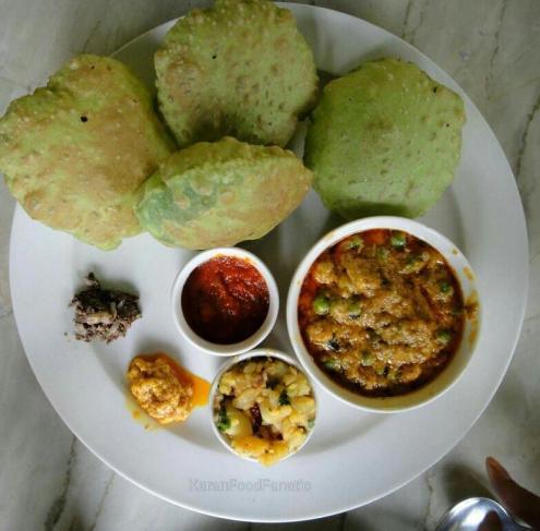 Makhana Thali