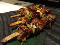 Yakitori- chicken