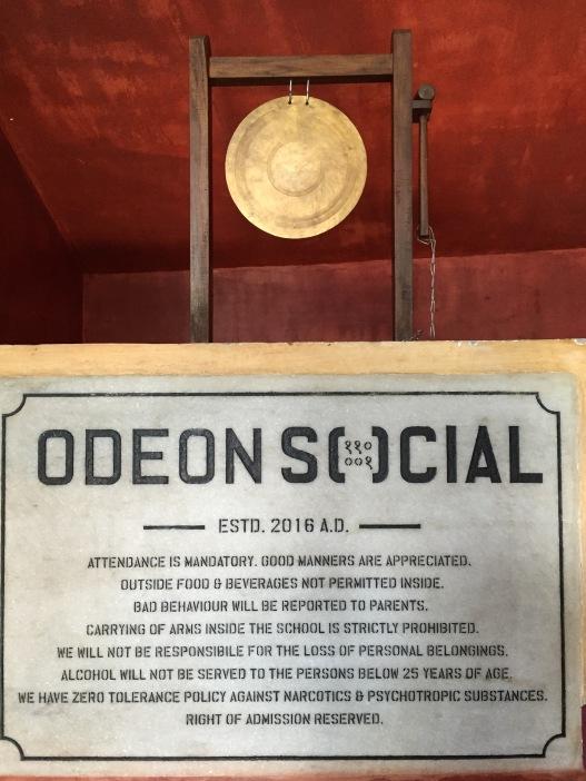 Odeon Social