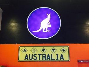 Cafe Kangaroos interiors