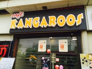 Cafe Kangaroos