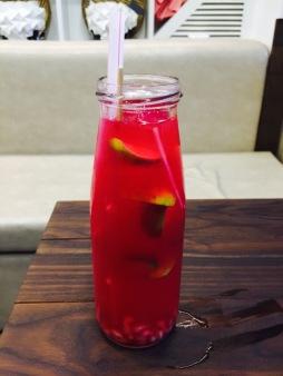 Pomegranate Fun bottle