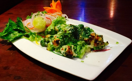 Broccoli Malai Tikka