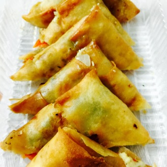 Teasy Cheesy Dumplings