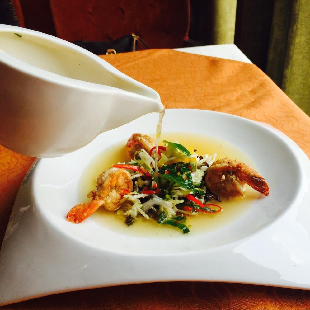 gambheri soup