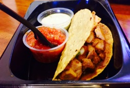 Chicken Tikka Taco