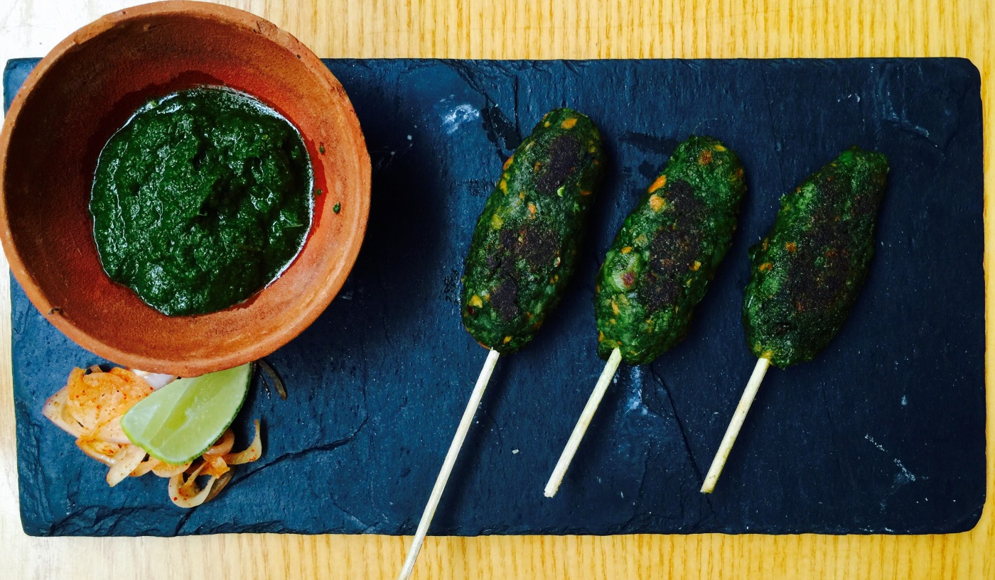 Harayali Kebab