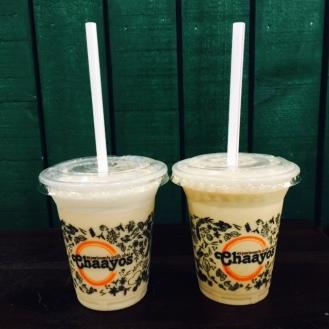 Thandi Chai and Cold Coffee