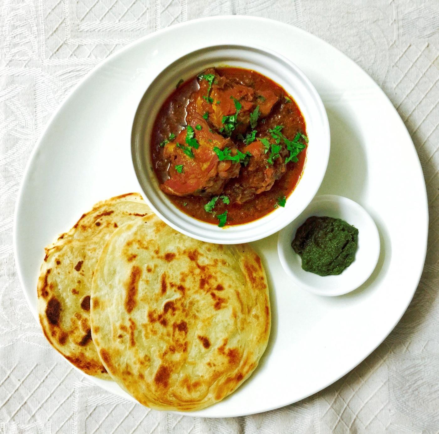 Dhaba Style Chicken Recipe
