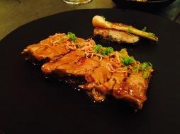 Singapore pork ribs