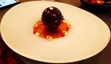 Chocolate Caramel Praline