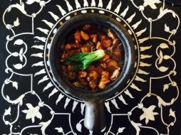 Chicken claypot
