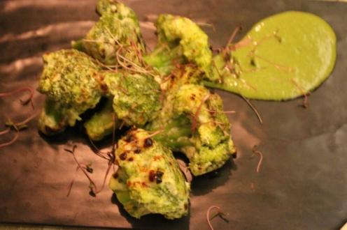 Cheesy Broccoli