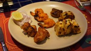 Starters at BBQ Nation
