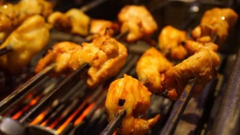 Jujeh Kebabs