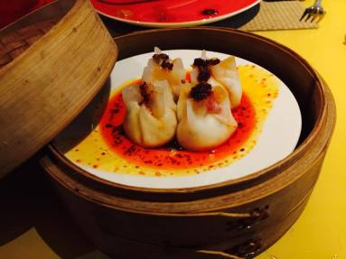 New York Cheese Dim sums