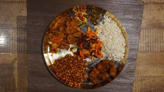 Nepali Non Veg Platter