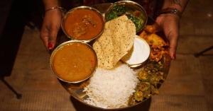 Tharkari Thali