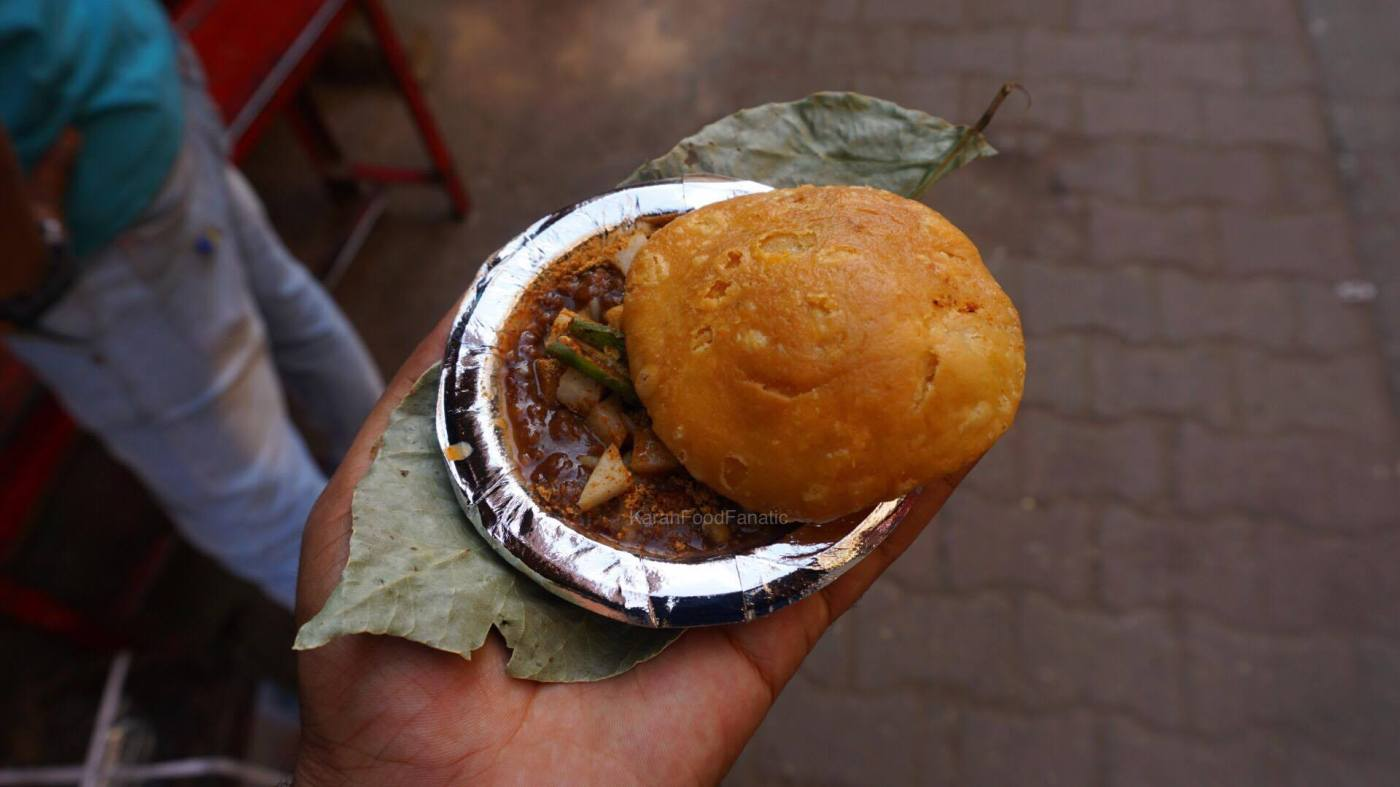 Moth Kachori at Multan Moth Bhandar
