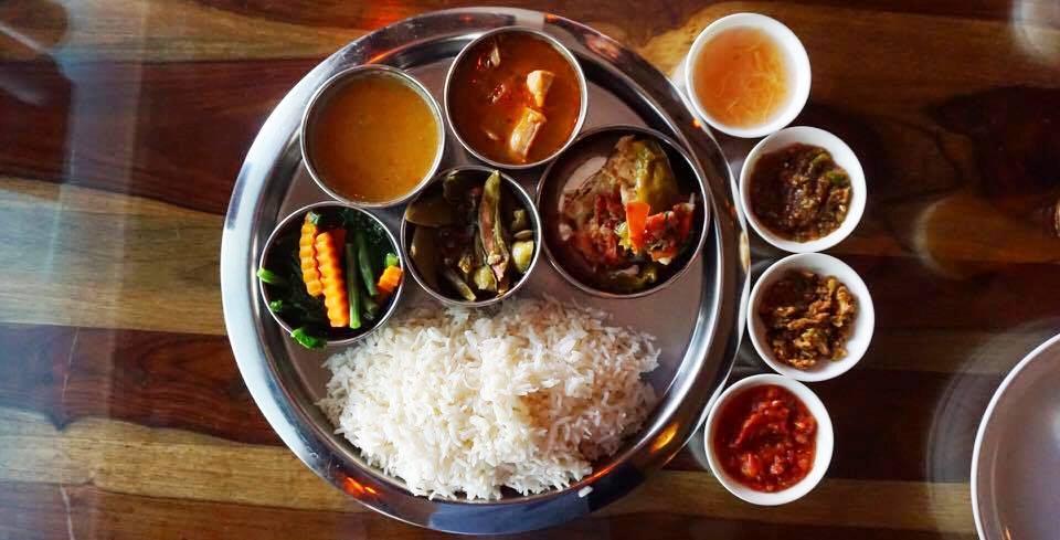 Nagalands Kitchen Special Meal