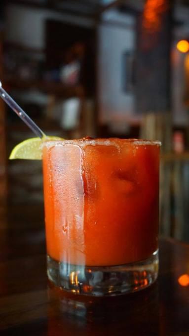 Raja Mircha Bloody Mary