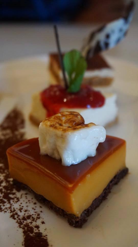 Amaretto's Dessert Platter