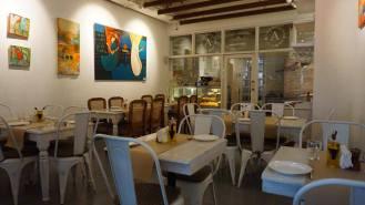 Cafe Amaretto Interiors