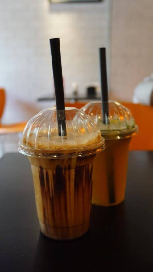Cold Coffee and Iced Tea