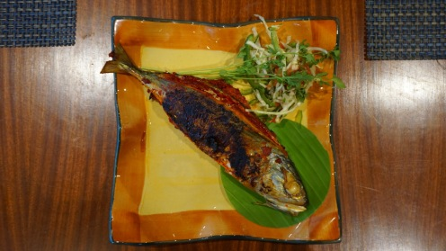 Mackerel in reichado masala