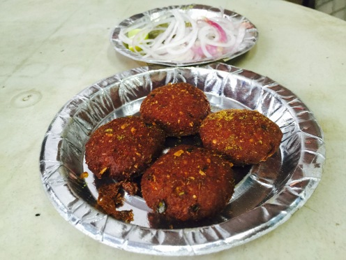 Shammi Kebabs at M I Meat Center