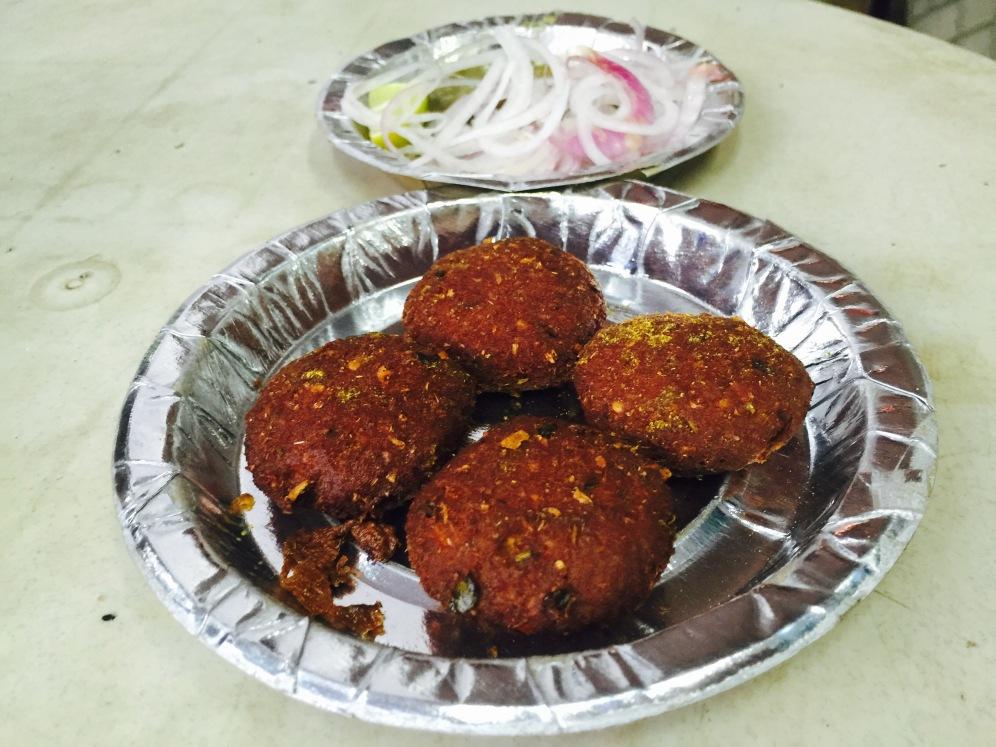 Shammi Kebabs at M I Meat Center
