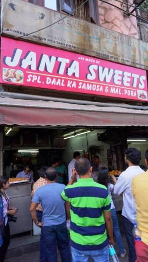 Janta Sweets