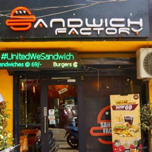 Sandwich Factory