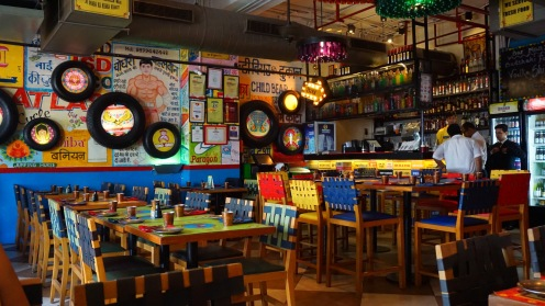 Dhaba by Claridges Interiors
