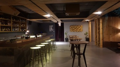 Bar at Nagai