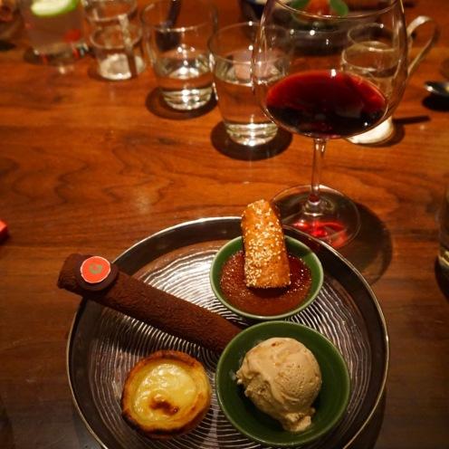 Desserts Tray