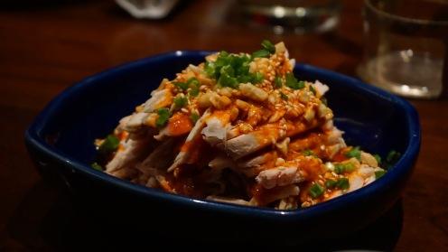 Chicken Sichuan Salad