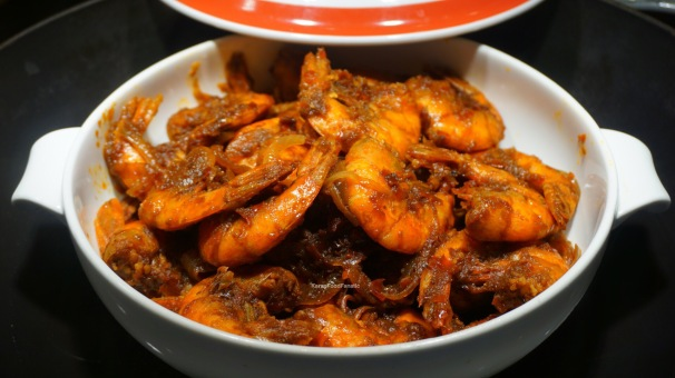 Sambal Shrimps