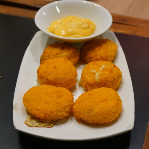Cheese poppers