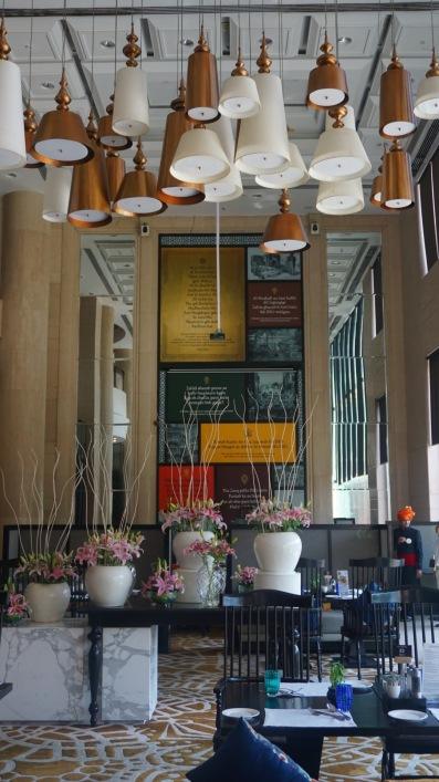 Delhi Pavilion at ITC Sheraton