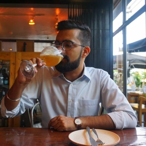 Beer Sangria