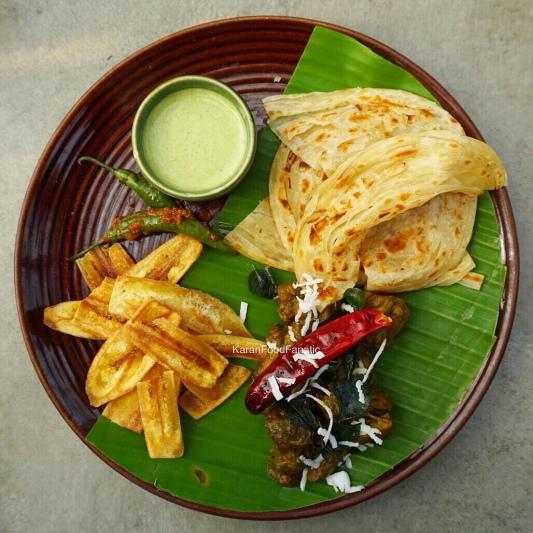 Nagarjunga Inspired Chilli Chicken