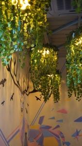 Cafe Tesu Interiors