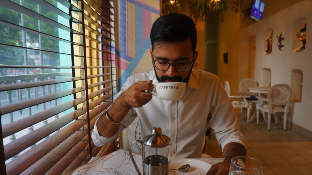 Food Fanatic with a Cuppa