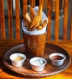 Cajun Spice Sweet potato fries