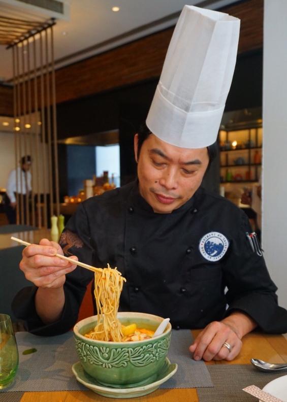 Chef Kuan Lai
