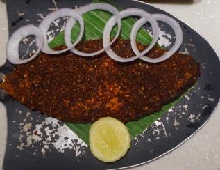 Anjal Fish Fry