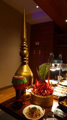 Thai food festival at Honk