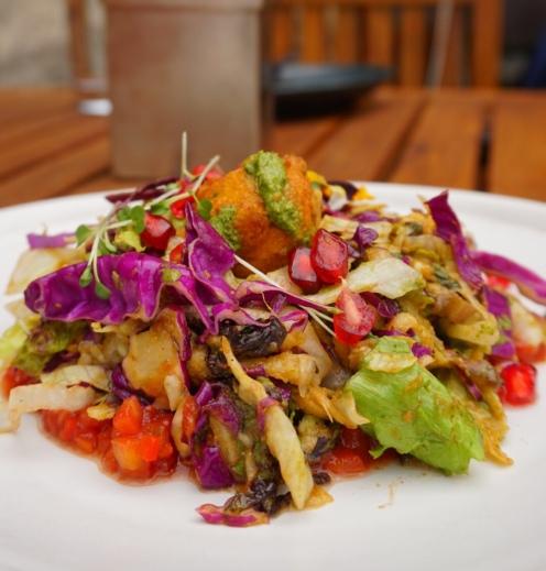 Ram Ladoo Salad