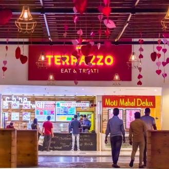 Terrazzo- The Food Court at The Grand Venice